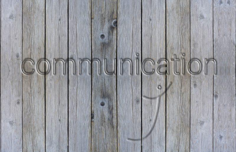 Communiquer pour mieux avancer.