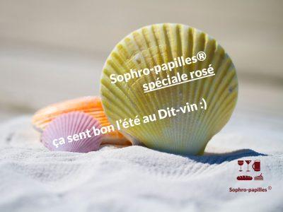 """Sophro-papilles® spéciale """"rosé"""""""