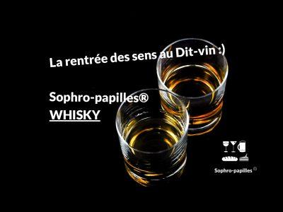 Sophro-papilles® Spéciale Whisky
