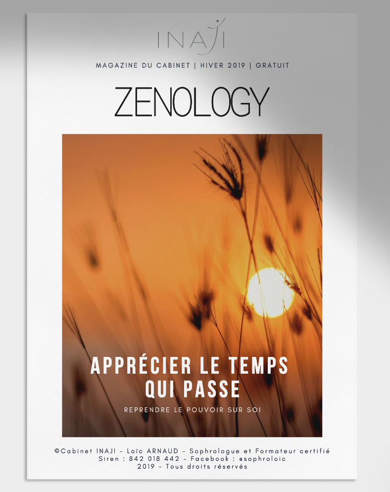 zenology magazine offert
