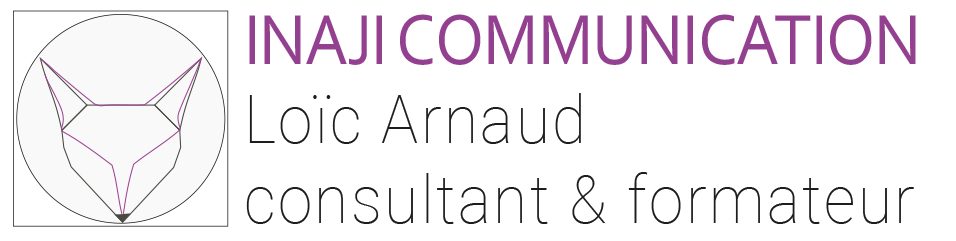 Inaji communication Loïc ARNAUD Consultant & formateur